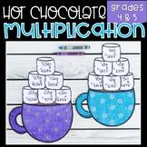 Winter Multiplication Activity