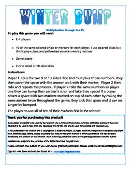 Winter Multiplication Bump