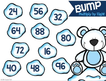 Multiplication Game (Winter Bump)