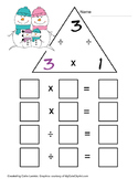 Winter Multiplication & Division Family Number 3