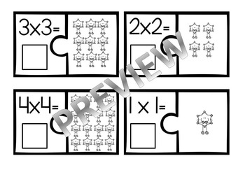 Winter Multiplication Doubles