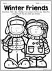 Winter Multiplication Printables
