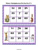 Multiplication Games - Winter Multiplication Tic-Tac-Toe!