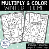 Winter Multiply and Color
