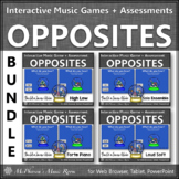 Winter Music Activities   Interactive Music Opposites Games {Build a Snow Globe}