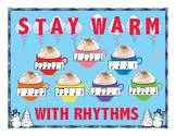 Winter Music Bulletin Board