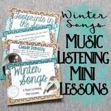 Winter Songs Music Listening