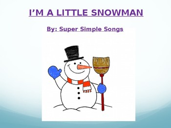 Winter Music Video Presentation