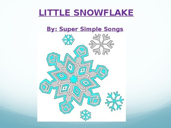 Winter Music Videos For Students with Special Needs