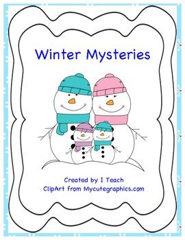 Winter Mystery Fun!