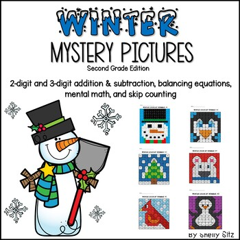 Winter Mystery Pictures