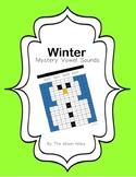 Winter Mystery Vowel Sounds