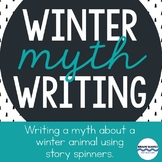 Winter Myth Writing - Free Writing Lesson