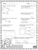 Winter Math Worksheets NWEA MAP Prep Math Practice RIT Band 180-220