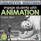 Winter Writing Activities   Stop Motion Animation   Narrat