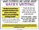 Winter Narrative Writing: Writing Task Cards & Writing Activities