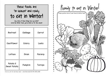 Winter Nature Booklet {A booklet of activities celebrating winter}