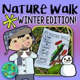 Winter Nature Walk FREEBIE