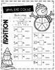 Winter No Prep Math Games and Activities