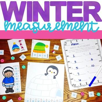 Winter Non-standard Measurement