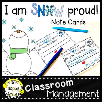 Winter Note Cards