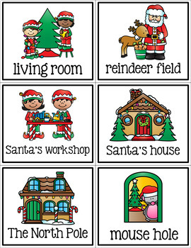 Winter Noun Sort - Person, Place, or Thing?