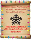 Nouns Activity - Common and Proper Nouns
