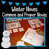 Nouns {Common and Proper Nouns Activity}