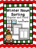 Winter Nouns Singular and Plural