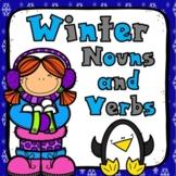 Winter Nouns and Verbs