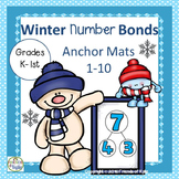 Winter Number Bond Mats 1 thru 10