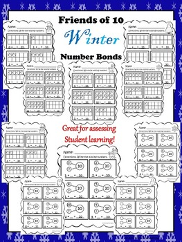 Winter Number Bonds