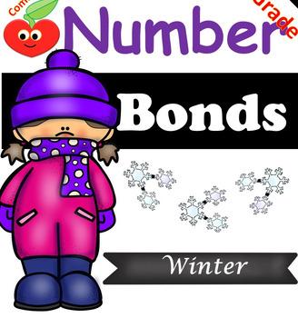 Winter Number Bonds *Common Core*