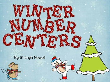 Winter Number Centers