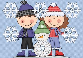 Winter Number Games