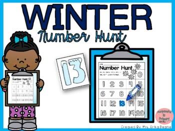 Winter Number Hunt