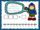 Winter Number Lines - Addition and Subtraction Practise to