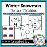 Winter Number Match 1-12