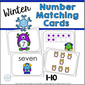 Winter Number Match-Up