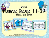 Winter Number Order 11-20