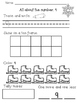 Number Sense: Winter Number Practice 0-10