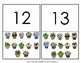 Winter Number Recognition Cards 0-20