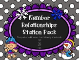 Winter Number Relationships to 120
