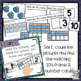 Winter Number Sense 1-10  counting, matching, reading & writing numbers 1-10