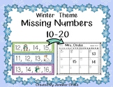 Winter Numbers 10-20