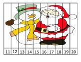 Winter Numbers 11-30