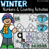 Winter Numbers and Counting Activities