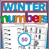 Winter Numbers to 50