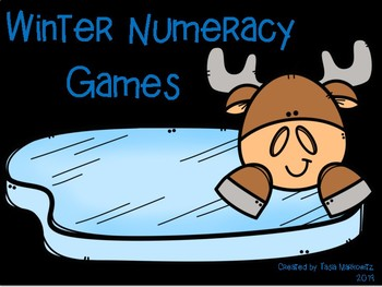 Winter Numeracy Games