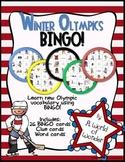 Winter Olympic BINGO!
